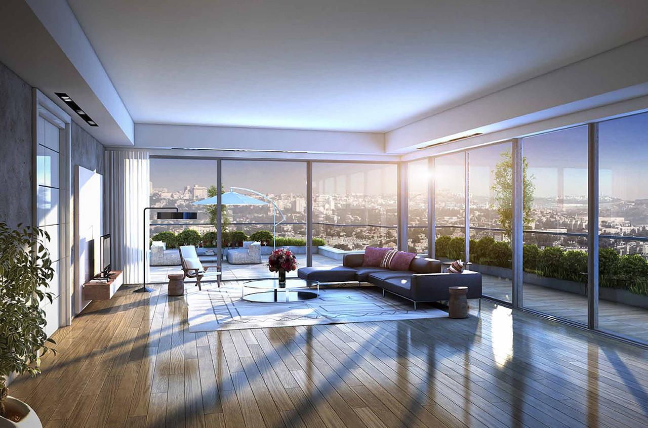 Apartments Arnona Jerusalem Simex Realty