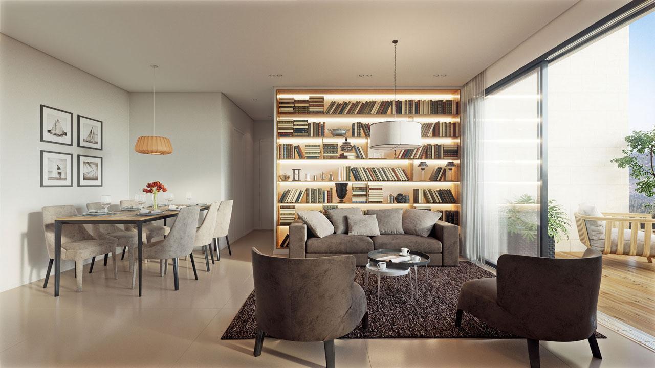 Apartments Bayit Vegan Tower Jerusalem New Project
