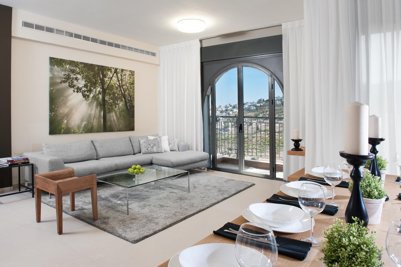 Appartements dans Projet Neuf de 3 à 6 pièces, Arnona Jérusalem