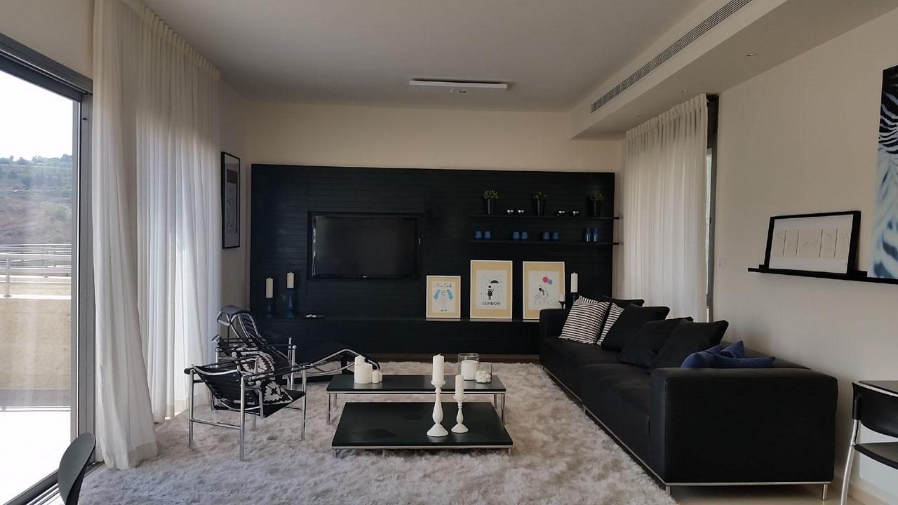 Penthouse Neuf meublé 5 pièces de 165m2 – Arnona  Jérusalem