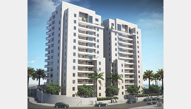 New Project Arnona Place Jerusalem