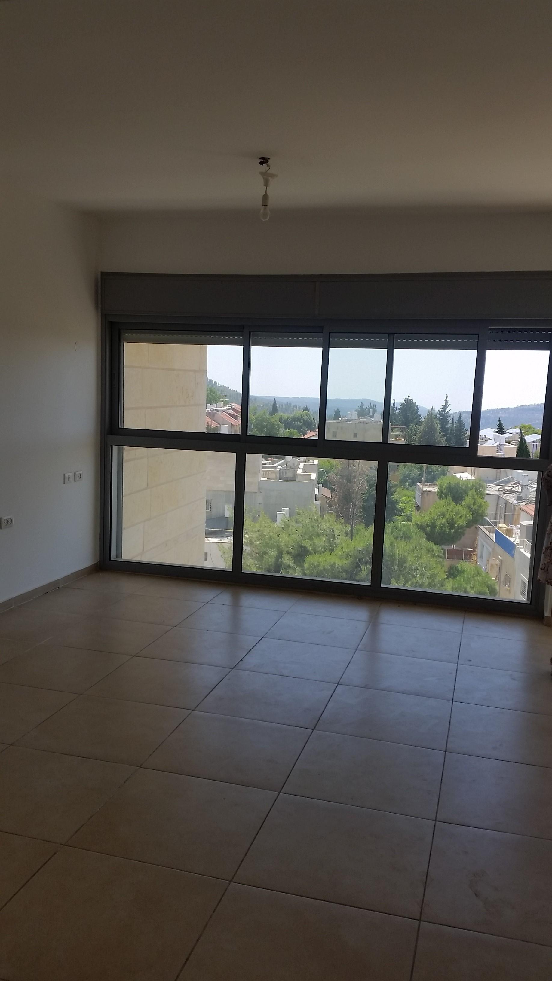 4 rooms apartment 110m2 – Bayit Vegan, Jerusalem